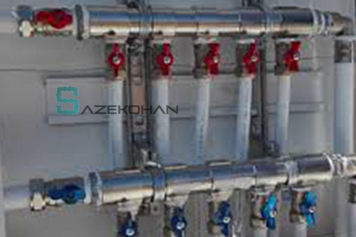 خدمات آب و فاضلاب 3
